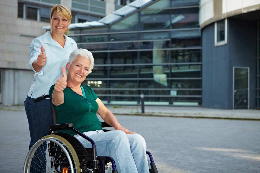 Die Grundpflege ist Bestandteil der Altenpflege von Amina Ambulanter Pflegedienst Bremen.