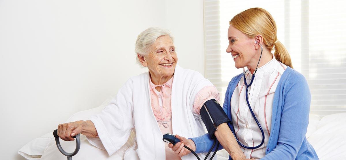 Ambulante Pflege Bremen - Pflegedienst Altenpflege Krankenpflege Verhinderungspflege Slider
