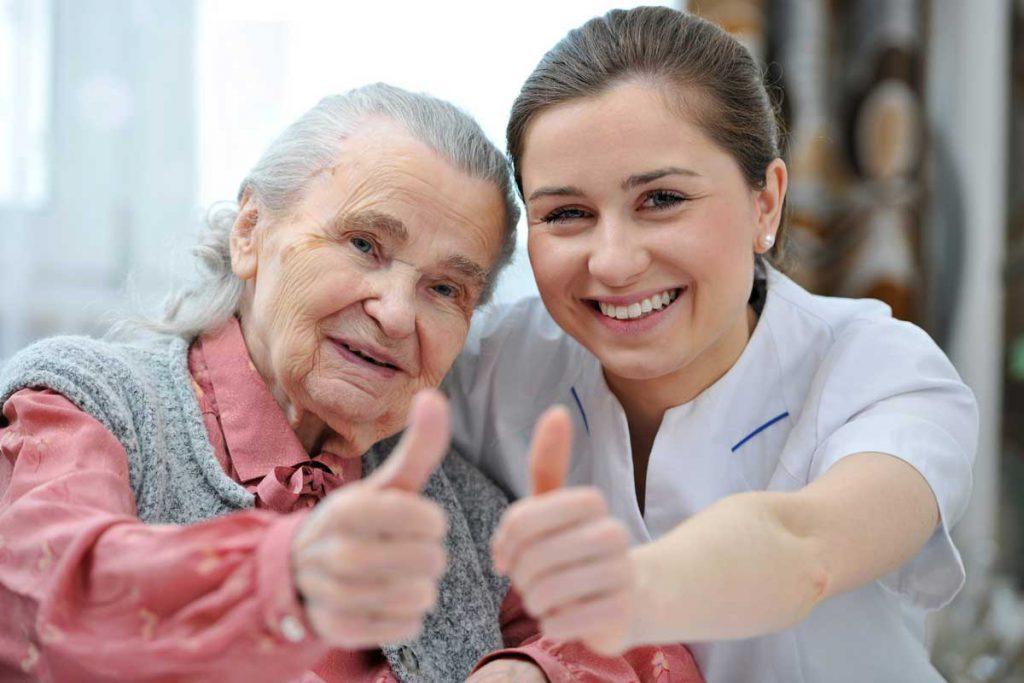 Krankenpflege in Bremen funktioniert einfach und schnell. Amina Ambulanter Pflegedienst Bremen.
